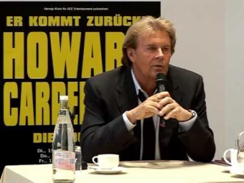 Howard Carpendale -- Rückkehr auf die Bühne Pressekonferenz