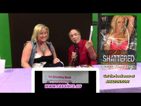 "NEW: TAMMY ""SUNNY"" SYTCH TALKS REHAB, CHYNA SHAWN MICHAELS, HATERS, ADULT VIDEO & MORE"