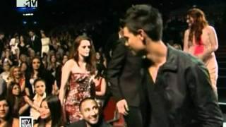 """Полное затмение на """"MTV Movie Awards 2011"""""""