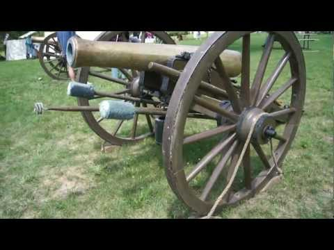 "Authentic Napoleon ""12 Pounder"" Cannon"
