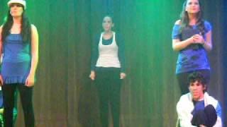 Digo Adiós Al Hoy (Chorus Line) por Tami Grun