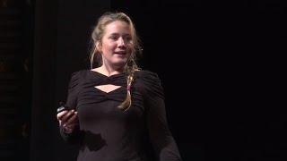 InStitchYou Textile Performance Artist | Harriet Riddell | TEDxChathamKent