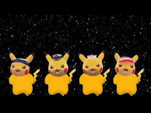 Bintang Kejora ✰ Pikachu Pokemon ✰  Lagu Anak Indonesia Populer Sepanjang Masa
