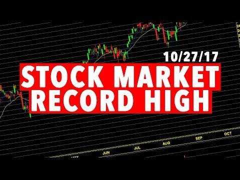 Stock Market Making RECORD HIGHS! WHAT STOCK TO PLAY?