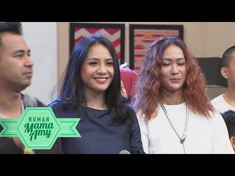 Cool! Raffi Nagita Slavina Nyanyi Lagu BBB Sampai Semua Joget Bareng - Rumah Mama Amy (14/11)
