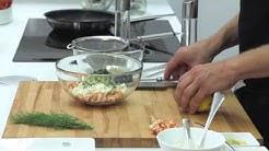 Aki kokkaa Petra-keittiössä - Osa 2. Keittiön saareke