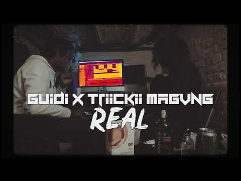 Youtube: GUIDI x Triickii Magvng – Real Audio