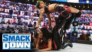 Triple Threat Survivor Series Qualifying Match: SmackDown, Nov. 6, 2020