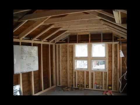 Elegant Garage/Art Studio Conversion In Bozeman, Montana Part 3   YouTube