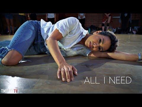 Niia  All I Need  Choreography  Galen Hooks  Filmed  Tim Milgram  #TMillyTV
