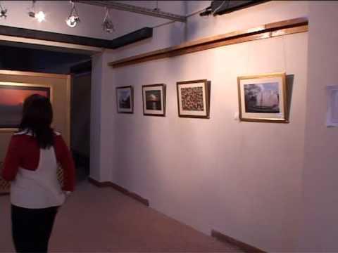 İstanbul AKB Trabzon Sergisi / TRT 2 Sanat Güncesi 2010