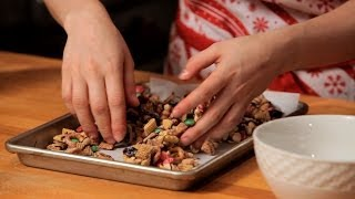 How To Make Christmas Snack Mix | Christmas Cookies