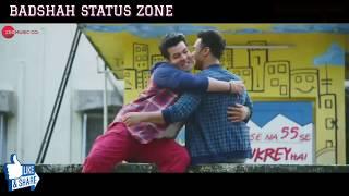 Tu Mera Bhai Nahi Hai Best Friends Whatsapp Status  Fukrey Returns Badshah Status Zone