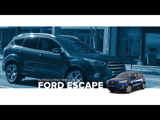 Creative Display - Ford Escape
