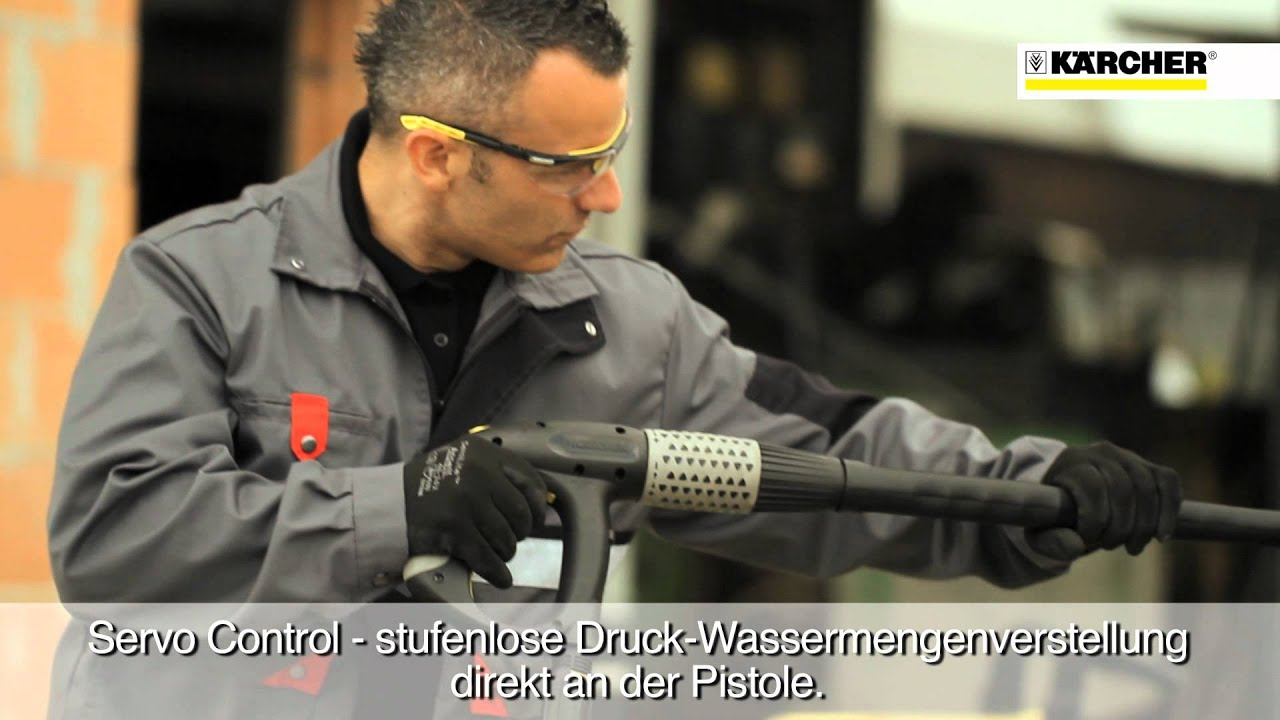 Karcher Heisswasser Hochdruckreiniger Kompaktklasse Youtube