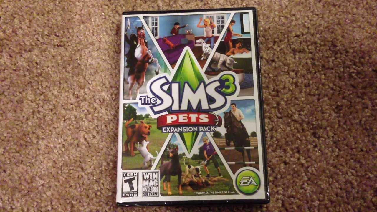 Sims 3 Pets Free Download Mac Full Version