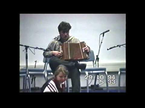 Arve Bjørn Røneid spiller i Ulvik 1994