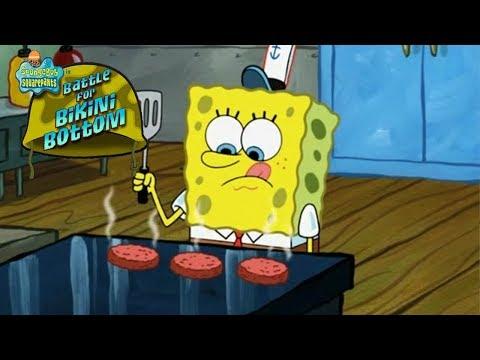 SpongeBob SquarePants: Battle For Bikini Bottom! Going Back For Old Spatulas! Episode 17
