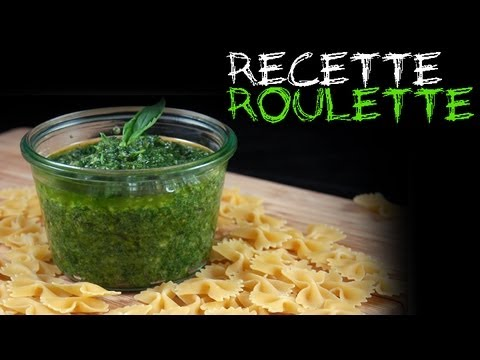 Recette : Pesto