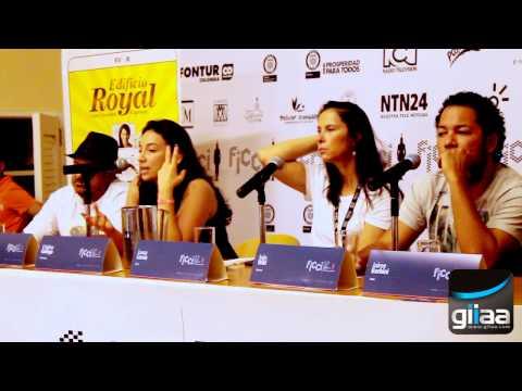 Edificio Royal- Rueda de prensa en el Festival de Cine de Cartagena - FICCI 53