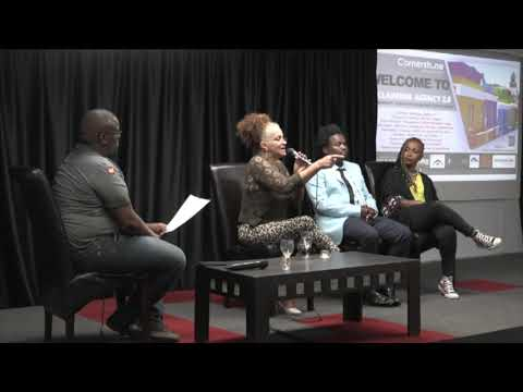 Sharing Experiences of Arts Management in South Africa