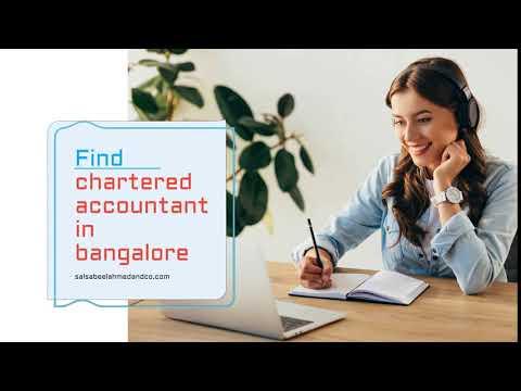 chartered accountant in bangalore salsabeelahmedandco com