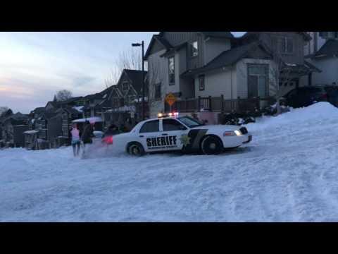 Snow Storm Portland 2017