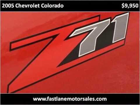 2005 Chevrolet Colorado Used Cars Athens AL