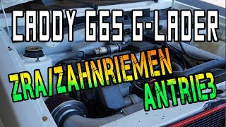 Theibach G65 G-Lader - Caddy 1.8l - ZRA/Zahnriemenantrieb | G65-LADER.DE