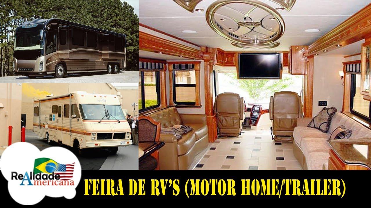Feira De RVu0027s (Motor Home / Trailer)   (RA14E14)