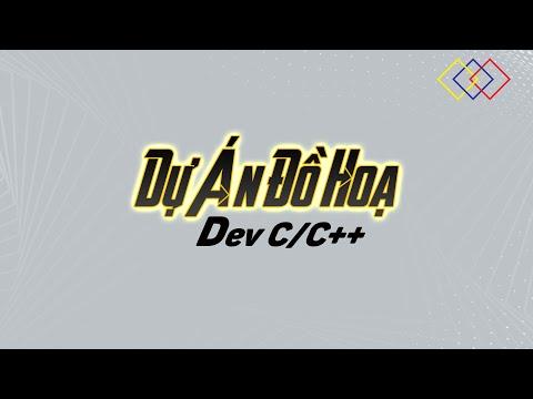 Chương trình demo báo cáo lập trình đồ họa của các bạn sinh viên