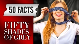 50 Facts About Fifty Shades of Grey (2015) - Movies With Meg HD