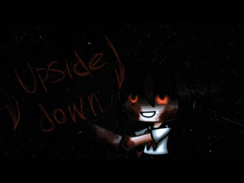 Upside down meme yandere simulator (Gacha life) [But audio made by me]