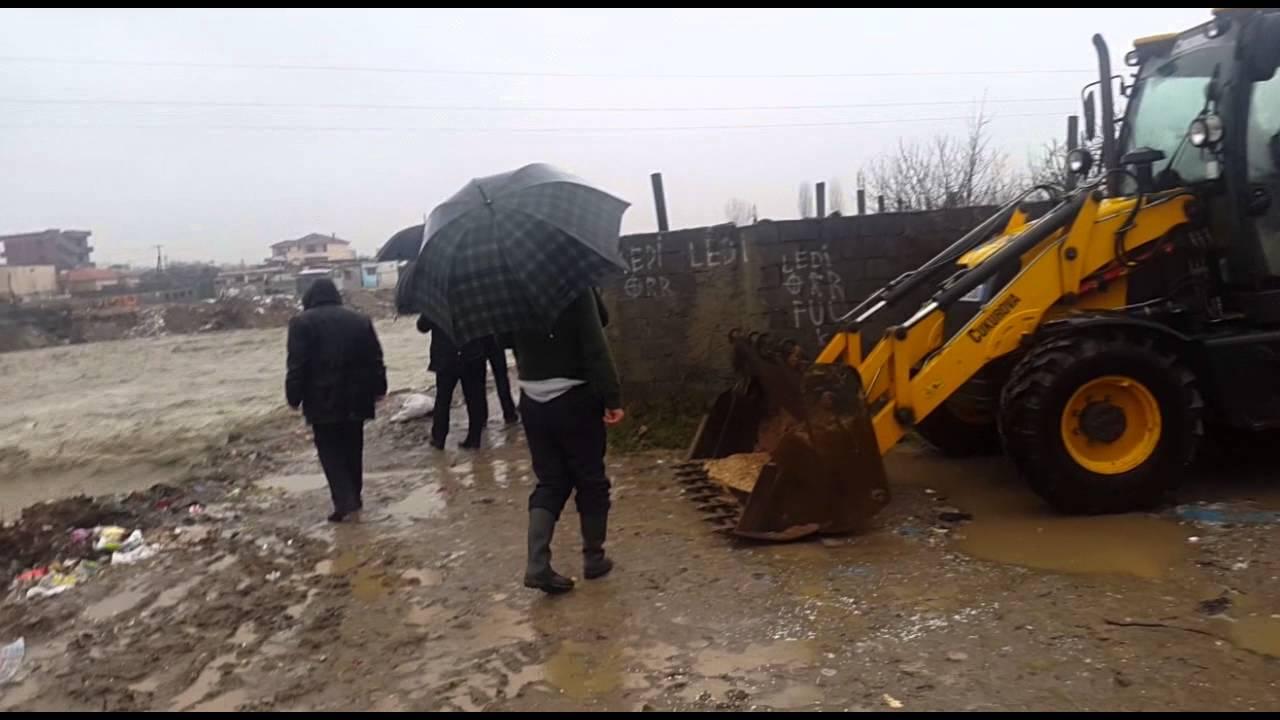 Lumi i Tiranes del nga shtrati, permbytje SYRI.net TV