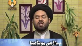 Lecture 14 (Purchase & Sale) Shaving Beard by Maulana Syed Shahryar Raza Abidi