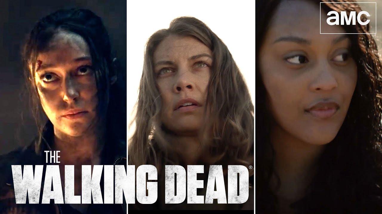 The Badass Women of The Walking Dead Universe