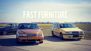 Volvo V70 R - Fast Furniture - (ENG audio - NL subs)