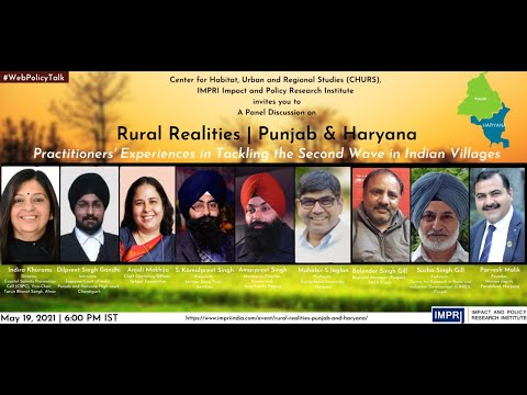 Rural Realities | Punjab and Haryana Practitioners' Experiences in Tackling the Second Wave