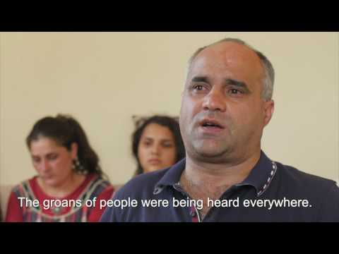 Interview with Azerbaijani refugees, Ganja