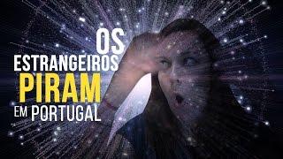 COISAS CHOCANTES DE PORTUGAL PARA BRASILEIROS