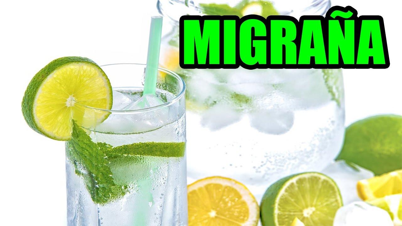 como tratar la migraña con remedios caseros