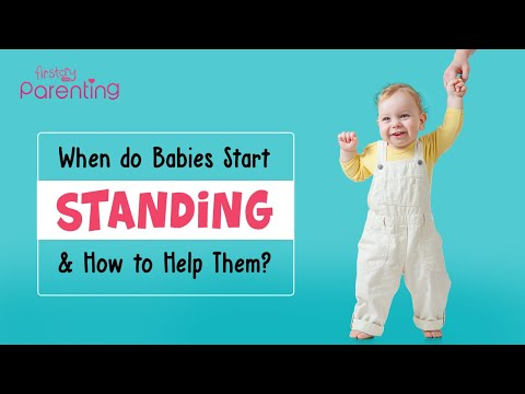 Baby Standing Milestones Everything that You Need to Know