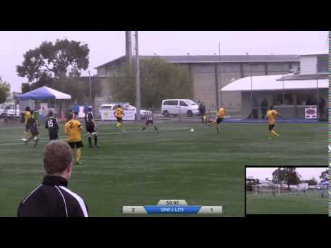 LIVE: Victory Cup Quarter Final - University v Launceston City
