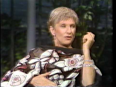 JOAN RIVERS & CLORIS LEACHMAN Joan Collins Story 1984