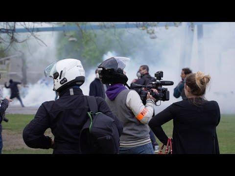 Proteste und Patrioten: Frankreich vor der Wahl