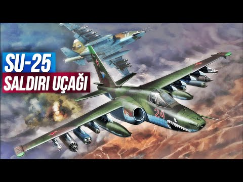 Sukhoi SU-25 Saldırı