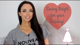 Losing Weight for your Wedding & Fitting into your Dress! | Getting Bridal Ready Ep. 2