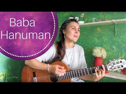 Baba Hanuman Bhajan Chords   Krishna Das song version     432 Hz