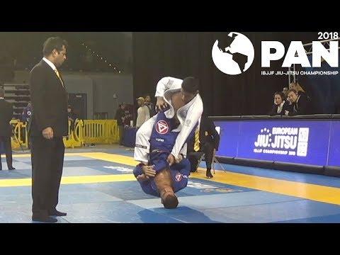 Otavio Sousa vs Diego Ramalho / Pan Championship 2018