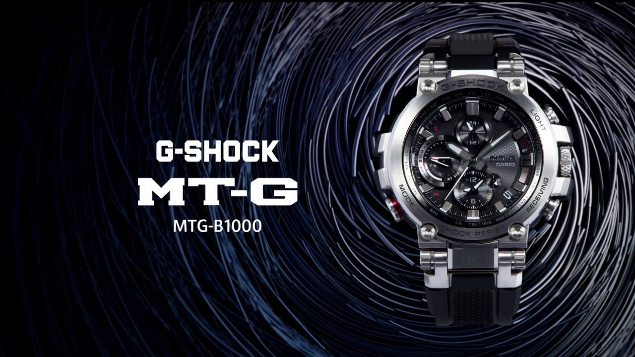 CASIO G SHOCK MTG B1000D